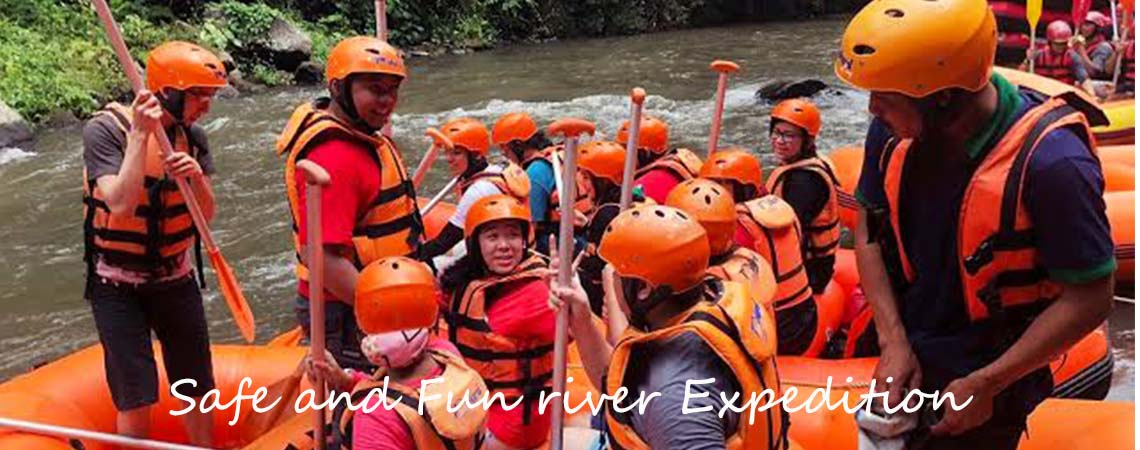 excellent bali rafting